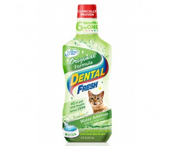Dental Fresh® Cat Original Formula 8oz.
