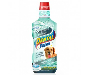 Dental Fresh® Dog Original Formula 17oz.