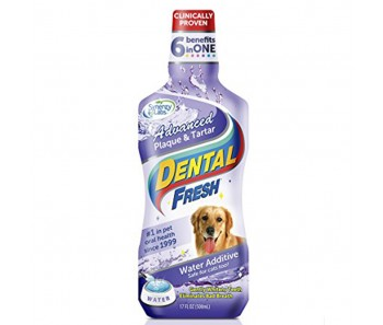 Dental Fresh® Dog Advanced Plaque & Tartar 17oz.