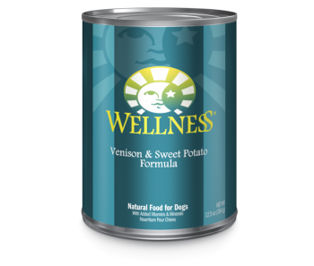 Wellness Complete Health Canned Venison & Sweet Potato 354g