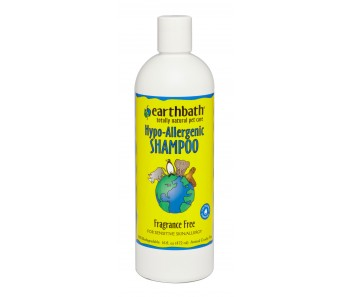 Earthbath Shampoo Hypo-Allergenic - Available in 16oz & 1 Gallon