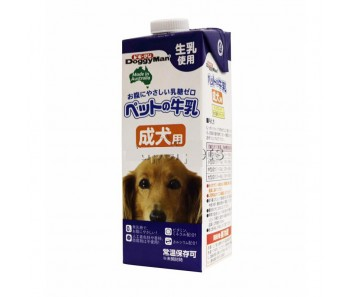 DoggyMan Pet Milk For Adult Dogs 1000ml