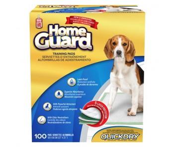 "Dogit Home Guard Training Pad 100 Pack - 59.6 cm x 59.6 cm (23.5"" x 23.5"")"