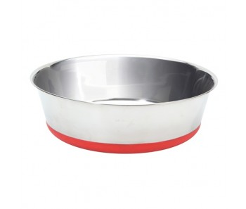 Dogit Non Slipped Stainless Steel Design Home Dish - Available in S, M, L, XL & XXL