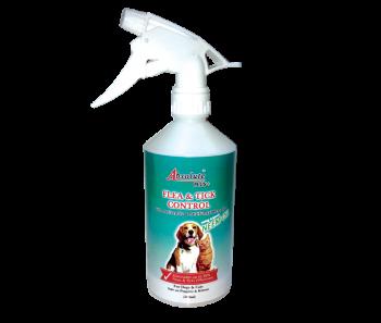 Absolute Plus Flea & Tick Control Spray With Organic Neem Oil 500ml