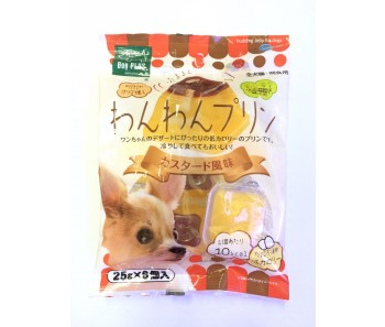 Marukan Pudding Jelly For Dogs (25g x 6pcs) [DP825]