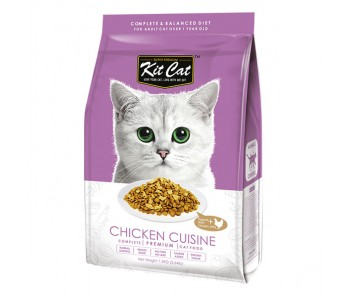 Kit Cat Dry Chicken Cuisine 1.2kg