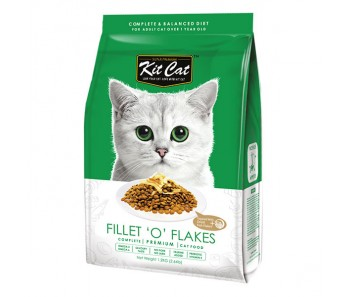 Kit Cat Dry Fillet 'O'Flakes 1.2kg