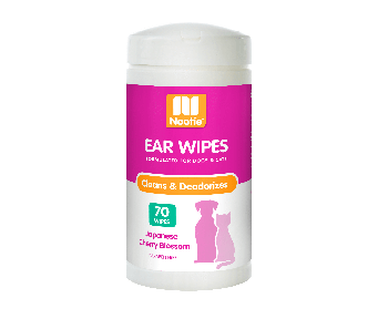 Nootie Ear Wipes Japanese Cherry Blossom 70pcs
