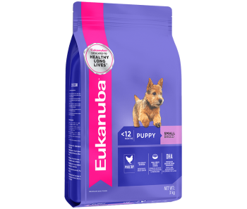 Eukanuba Chicken Puppy Small Breed - 3kg