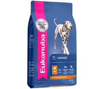 Eukanuba Lamb & Rice Senior All Breed 3kg