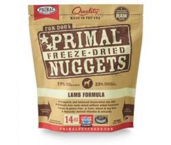 Primal Freeze-Dried Canine Lamb Formula - 5.5oz.