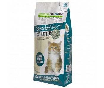 Breeder Celect BC Cat Litter - 30 Litres