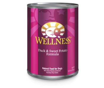 Wellness Complete Health Canned Duck & Sweet Potato 354g
