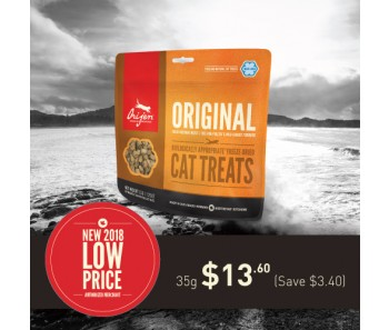Orijen Freeze Dried Cat Treats - Original 35g