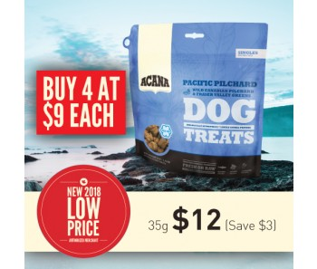 Acana Freeze Dried Singles Treats - Pacific Pilchard - 35g
