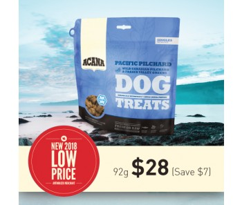 Acana Freeze Dried Singles Treats - Pacific Pilchard - 92g