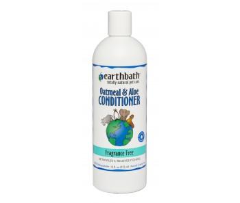 Earthbath Conditioner Oatmeal & Aloe Fragrance Free - Available in 16oz & 1 Gallon