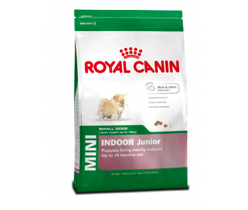 Royal Canin - Canine Mini Indoor Junior 1.5kg