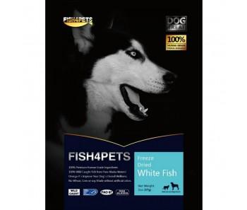 Salmon 4 Pets Freeze Dried Whitefish 57g