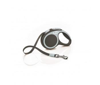 Flexi Vario Retractable Tape Leash Brown - 4 Sizes