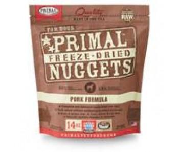 Primal Freeze-Dried Canine Pork Formula - 14oz.