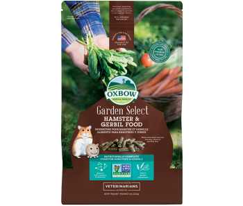 Oxbow Garden Select - Hamster/Gerbil Food 1.5lbs