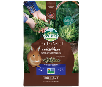 Oxbow Garden Select - Adult Rabbit Food 4lbs