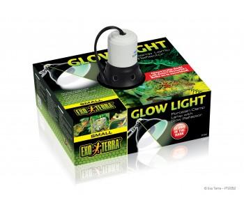 EXO TERRA Glow Light Porcelain Clamp Lamp - S/M/L