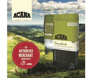Acana Cat All Breeds & Stages Grasslands 'Trial Pack - 340g (Out Of Stock)