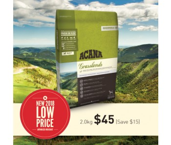 Acana Regionals Dog Grasslands - 2kg