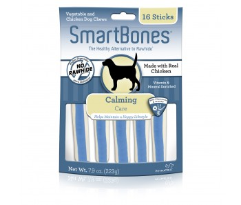 SmartBones HealthCare Chews Calming - 16pcs
