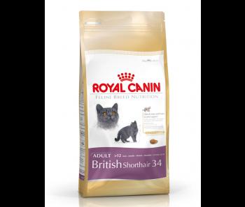Royal Canin - Feline British Shorthair Adult 4kg