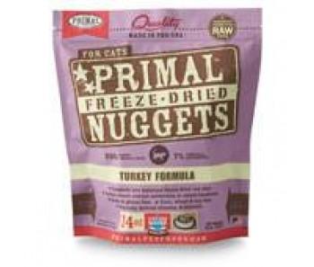 Primal Freeze-Dried Feline Turkey Formula - 5.5oz