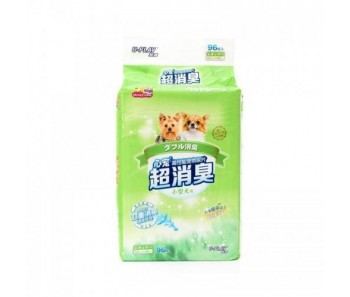 HoneyCare Green Tea Pee Pad 33cm x 45cm 96pcs