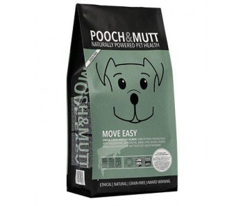Pooch & Mutt Natural Grain Free Dog Food - Move Easy 10kg