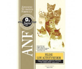 ANF Cat Senior - Available in 1kg, 3kg & 7.5kg