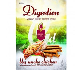 Greedy Dog Digestion BBQ Smoke Chicken