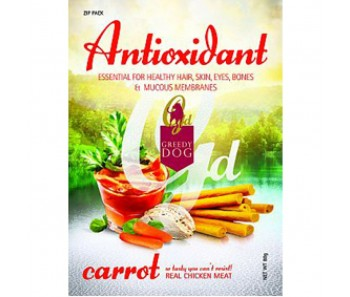 Greedy Dog Antioxidant Carrot