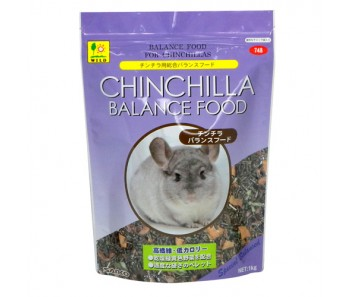 Wild Chinchilla Balance Food 1kg [WD748]