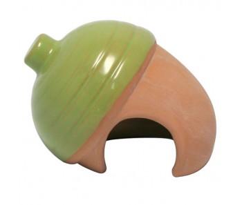 Wild Ceramic Acorn House