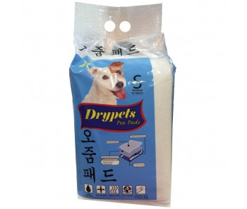 JANP DRYPETS PEE PADS PET SHEETS SMALL 40x60 CM - 50 PCS