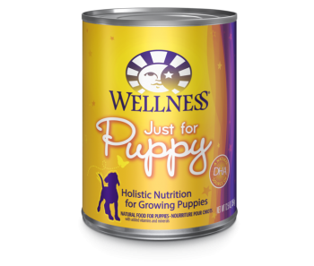 Wellness Complete Health Canned Just For Puppy 354g
