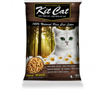 Kit Cat Pine Litter 20lbs