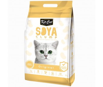 Kit Cat Soya Clump Cat Litter Original 7L