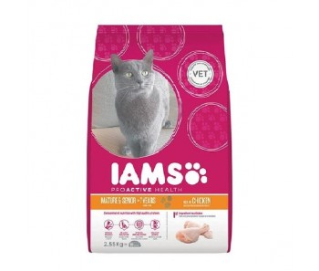 IAMS Senior - Available in 700g & 2.55kg