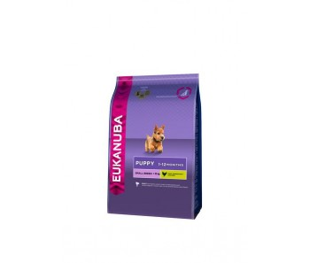 Eukanuba Chicken Puppy Small Breed - Available in 1KG, 3kg, 7.5kg & 15kg