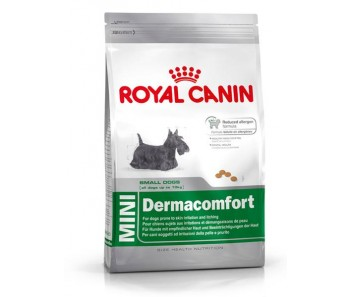 Royal Canin - Canine Mini DermaComfort - Availble in 2kg & 10kg
