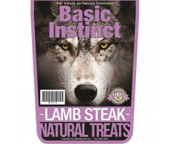 Basic Instinct Lamb Steak 130g