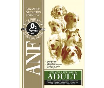 ANF Dog Adult Lamb & Rice Formula - 1kg